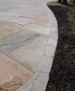 Autumn Blend Paving