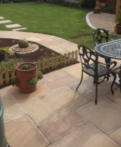 Autumn Brown Indian Sandstone