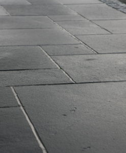 Kotah Black Limestone Paving