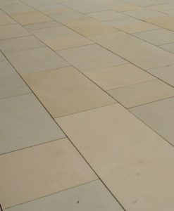 Green Sawn Smooth Paving