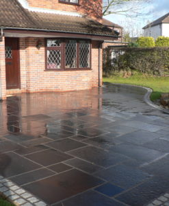 Kotah Black Paving