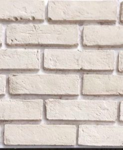 Arctic White Brick Slips