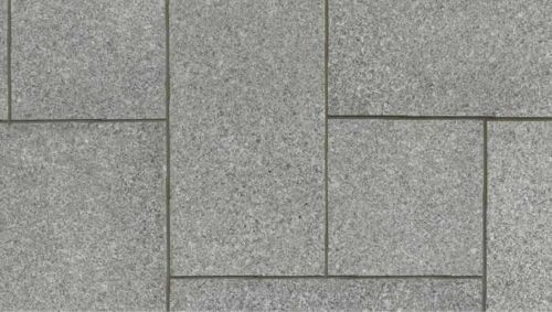 Mid Grey Granite Paving