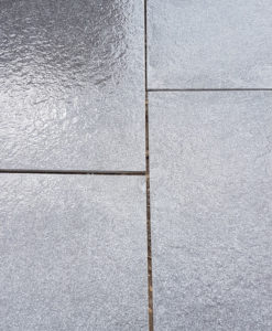 Cloudy White Porcelain Paving
