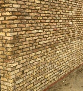 London Yellow Reclaimed Bricks