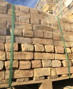London Yellow Reclaimed Bricks