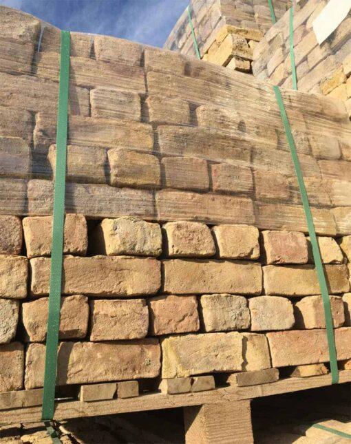 Reclaimed London Yellow bricks