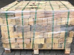 Pallet of Smeed Dean London yellow bricks