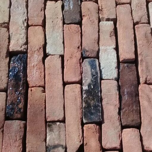 Tudor Red Reclaimed Bricks