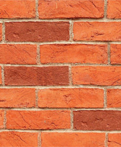 Orange Village Multi Imperial Handmade Bricks 68mm