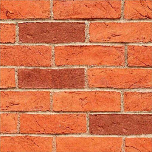 Orange Village Multi Imperial Handmade Bricks 68mm