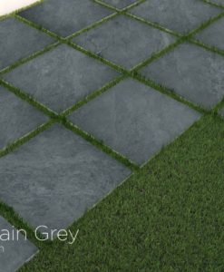 Mountain Grey Porcelain Paving