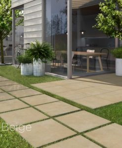 Urban Beige Porcelain Paving