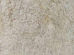 Closeup of an argento porcelain paving slab