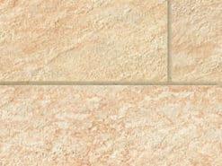 Closeup of Oro porcelain paving slabs