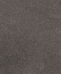 Square slab of Avenue Dark Grey porcelain paving